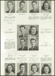 Page 25, 1940 Edition, Kearny High School - Lamp Post Yearbook (Kearny, NJ) online yearbook collection