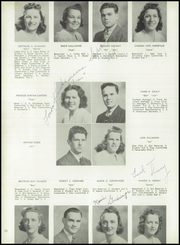 Page 26, 1940 Edition, Kearny High School - Lamp Post Yearbook (Kearny, NJ) online yearbook collection