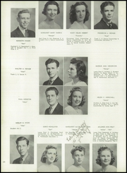 Page 28, 1940 Edition, Kearny High School - Lamp Post Yearbook (Kearny, NJ) online yearbook collection