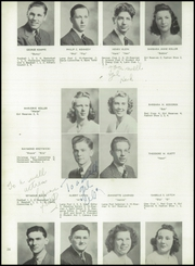 Page 30, 1940 Edition, Kearny High School - Lamp Post Yearbook (Kearny, NJ) online yearbook collection