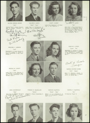 Page 31, 1940 Edition, Kearny High School - Lamp Post Yearbook (Kearny, NJ) online yearbook collection