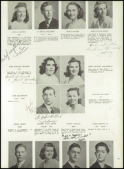 Page 33, 1940 Edition, Kearny High School - Lamp Post Yearbook (Kearny, NJ) online yearbook collection