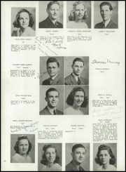 Page 34, 1940 Edition, Kearny High School - Lamp Post Yearbook (Kearny, NJ) online yearbook collection