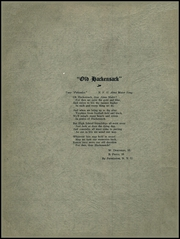 Page 2, 1923 Edition, Hackensack High School - Comet Yearbook (Hackensack, NJ) online yearbook collection