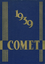Page 1, 1939 Edition, Hackensack High School - Comet Yearbook (Hackensack, NJ) online yearbook collection