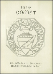 Page 7, 1939 Edition, Hackensack High School - Comet Yearbook (Hackensack, NJ) online yearbook collection