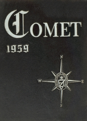 Page 1, 1959 Edition, Hackensack High School - Comet Yearbook (Hackensack, NJ) online yearbook collection