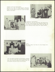 Page 15, 1959 Edition, Hackensack High School - Comet Yearbook (Hackensack, NJ) online yearbook collection