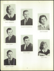 Page 20, 1959 Edition, Hackensack High School - Comet Yearbook (Hackensack, NJ) online yearbook collection
