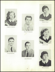 Page 23, 1959 Edition, Hackensack High School - Comet Yearbook (Hackensack, NJ) online yearbook collection