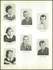 Page 24, 1959 Edition, Hackensack High School - Comet Yearbook (Hackensack, NJ) online yearbook collection