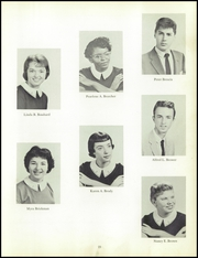 Page 25, 1959 Edition, Hackensack High School - Comet Yearbook (Hackensack, NJ) online yearbook collection