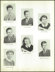 Page 28, 1959 Edition, Hackensack High School - Comet Yearbook (Hackensack, NJ) online yearbook collection