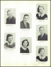 Page 31, 1959 Edition, Hackensack High School - Comet Yearbook (Hackensack, NJ) online yearbook collection