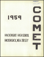 Page 5, 1959 Edition, Hackensack High School - Comet Yearbook (Hackensack, NJ) online yearbook collection