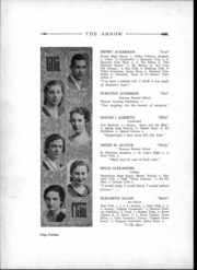 Page 15, 1932 Edition, Ridgewood High School - Arrow Yearbook (Ridgewood, NJ) online yearbook collection