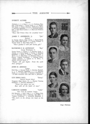 Page 16, 1932 Edition, Ridgewood High School - Arrow Yearbook (Ridgewood, NJ) online yearbook collection