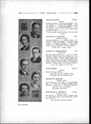 Page 17, 1932 Edition, Ridgewood High School - Arrow Yearbook (Ridgewood, NJ) online yearbook collection