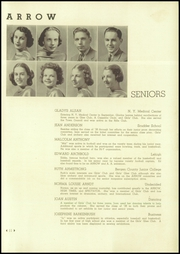 Page 15, 1938 Edition, Ridgewood High School - Arrow Yearbook (Ridgewood, NJ) online yearbook collection