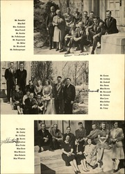Page 13, 1941 Edition, Ridgewood High School - Arrow Yearbook (Ridgewood, NJ) online yearbook collection