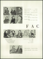 Page 12, 1950 Edition, Ridgewood High School - Arrow Yearbook (Ridgewood, NJ) online yearbook collection