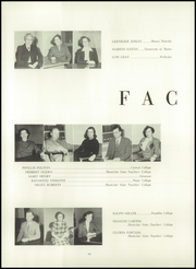 Page 14, 1950 Edition, Ridgewood High School - Arrow Yearbook (Ridgewood, NJ) online yearbook collection