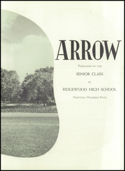 Page 7, 1950 Edition, Ridgewood High School - Arrow Yearbook (Ridgewood, NJ) online yearbook collection