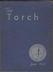 Page 1, 1949 Edition, East Side High School - Torch Yearbook (Newark, NJ) online yearbook collection