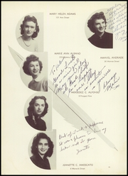 Page 14, 1949 Edition, East Side High School - Torch Yearbook (Newark, NJ) online yearbook collection