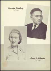 Page 7, 1949 Edition, East Side High School - Torch Yearbook (Newark, NJ) online yearbook collection