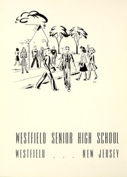 Page 6, 1940 Edition, Westfield High School - Weather Vane Yearbook (Westfield, NJ) online yearbook collection