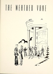 Page 7, 1940 Edition, Westfield High School - Weather Vane Yearbook (Westfield, NJ) online yearbook collection