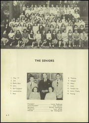 Page 12, 1946 Edition, Westfield High School - Weather Vane Yearbook (Westfield, NJ) online yearbook collection