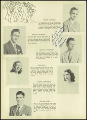 Page 14, 1946 Edition, Westfield High School - Weather Vane Yearbook (Westfield, NJ) online yearbook collection