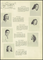 Page 17, 1946 Edition, Westfield High School - Weather Vane Yearbook (Westfield, NJ) online yearbook collection