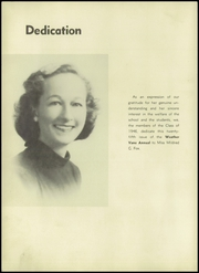 Page 8, 1946 Edition, Westfield High School - Weather Vane Yearbook (Westfield, NJ) online yearbook collection
