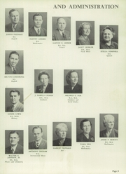 Page 13, 1947 Edition, Westfield High School - Weather Vane Yearbook (Westfield, NJ) online yearbook collection