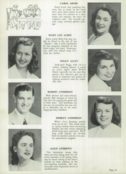 Page 16, 1947 Edition, Westfield High School - Weather Vane Yearbook (Westfield, NJ) online yearbook collection
