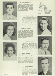 Page 17, 1947 Edition, Westfield High School - Weather Vane Yearbook (Westfield, NJ) online yearbook collection