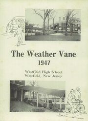 Page 7, 1947 Edition, Westfield High School - Weather Vane Yearbook (Westfield, NJ) online yearbook collection