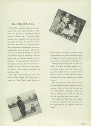 Page 9, 1947 Edition, Westfield High School - Weather Vane Yearbook (Westfield, NJ) online yearbook collection