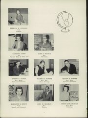 Page 14, 1959 Edition, Westfield High School - Weather Vane Yearbook (Westfield, NJ) online yearbook collection