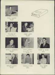 Page 17, 1959 Edition, Westfield High School - Weather Vane Yearbook (Westfield, NJ) online yearbook collection