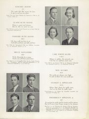 Page 17, 1939 Edition, Montclair High School - Amphitheatre Yearbook (Montclair, NJ) online yearbook collection
