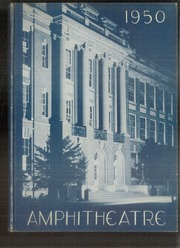 1950 Edition, Montclair High School - Amphitheatre Yearbook (Montclair, NJ)