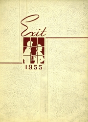 Page 1, 1955 Edition, Nutley High School - Exit Yearbook (Nutley, NJ) online yearbook collection