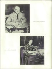 Page 11, 1955 Edition, Nutley High School - Exit Yearbook (Nutley, NJ) online yearbook collection