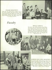 Page 12, 1955 Edition, Nutley High School - Exit Yearbook (Nutley, NJ) online yearbook collection