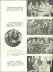 Page 13, 1955 Edition, Nutley High School - Exit Yearbook (Nutley, NJ) online yearbook collection