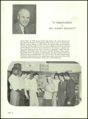 Page 10, 1957 Edition, Nutley High School - Exit Yearbook (Nutley, NJ) online yearbook collection